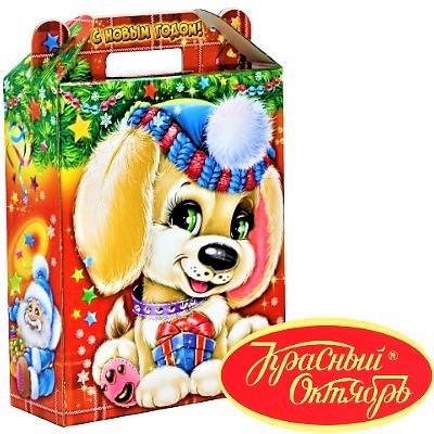 Сладкий новогодний подарок красноярске