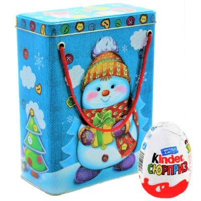 Новогодние подарки детям производители