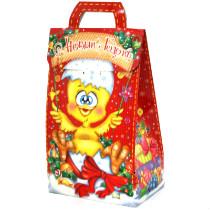 Сладкие новогодние подарки для детей в твери